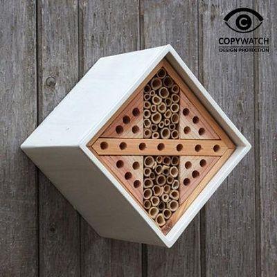 Domek pro včelky moderní