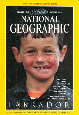National Geographic 10/1993