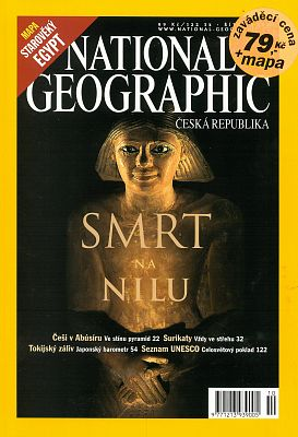 National Geographic 10/2002