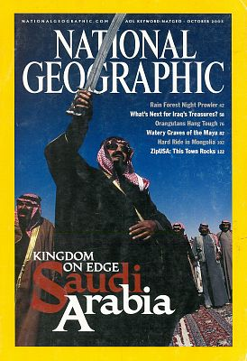National Geographic 10/2003