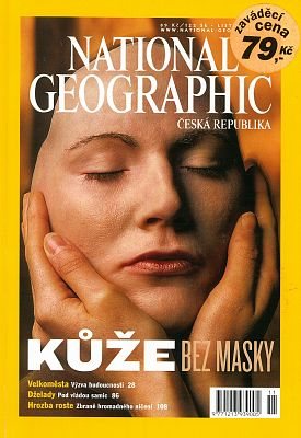 National Geographic 11/2002