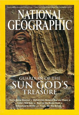 National Geographic 11/2003a