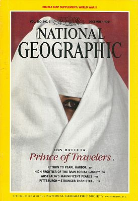 National Geographic 12/1991