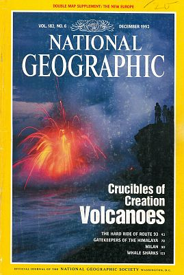 National Geographic 12/1992