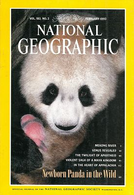 National Geographic 2/1993