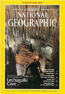 National Geographic 3/1991