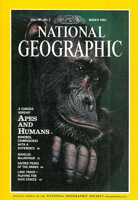 National Geographic 3/1992