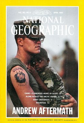 National Geographic 4/1993