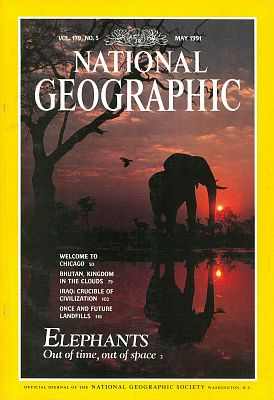 National Geographic 5/1991