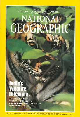 National Geographic 5/1992
