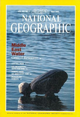 National Geographic 5/1993