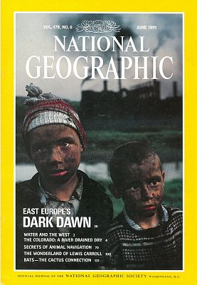 National Geographic 6/1991