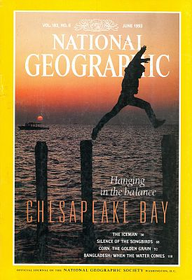 National Geographic 6/1993