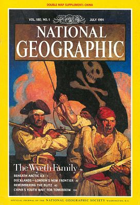National Geographic 7/1991