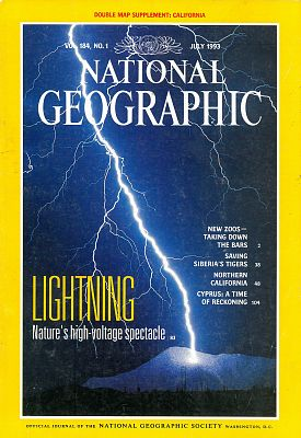 National Geographic 7/1993