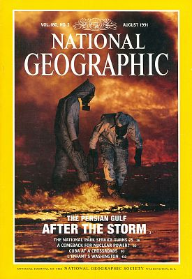 National Geographic 8/1991
