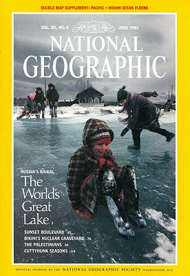 National Geographic 8/1992