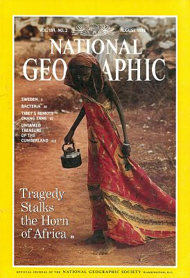 National Geographic 8/1993