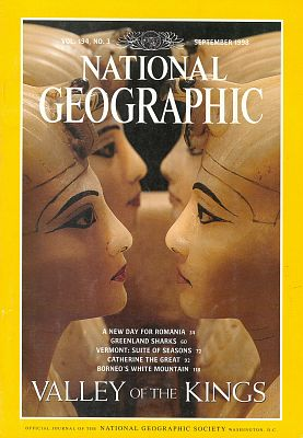 National Geographic 9/1998