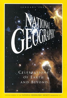 National Geographic ročník 2000