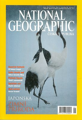 National Geographic ročník 2003