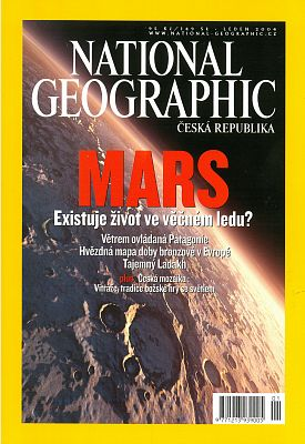 National Geographic ročník 2004