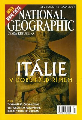 National Geographic ročník 2005