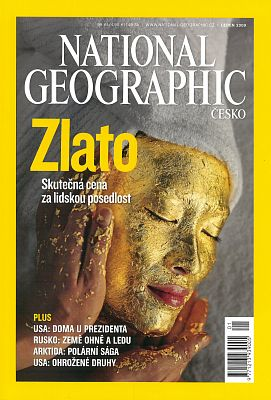 National Geographic ročník 2009