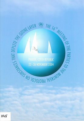 The 16th meeting of the parties to the Montreal Protocol on Substances that deplete the Ozone Layer